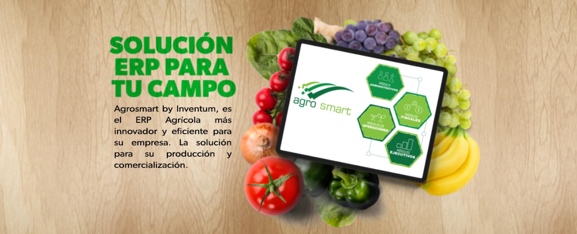 AgroSmart - ERP Agrícola