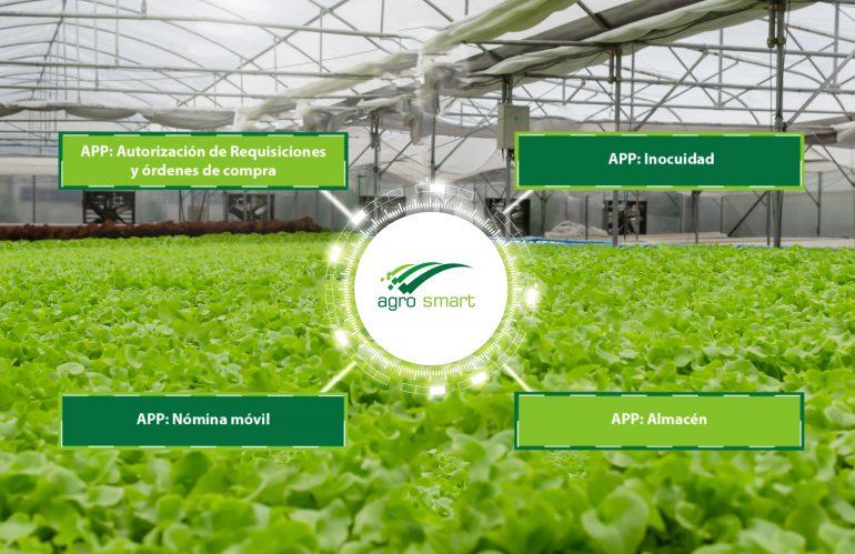 ¿Sabías que Agrosmart tienes app´s móviles? #ERP #Agrícola #Culiacán #México
